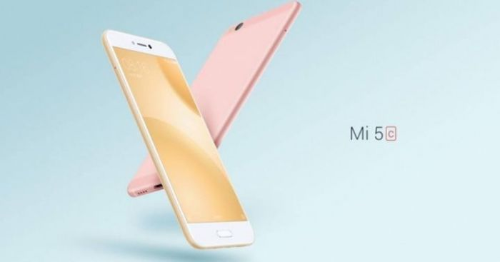 Xiaomi Mi5c получил чип Surge S1, 3/64 Гб памяти и 12 Мп камеру – фото 1