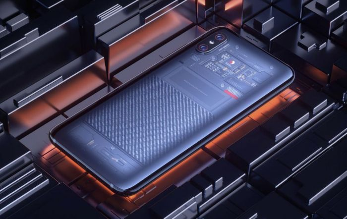 Xiaomi Mi8 Explorer Edition получил дисплейный датчик от Synaptics – фото 2