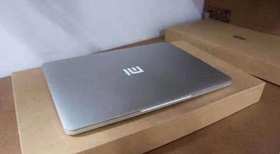Ноутбук Xiaomi показался на фото – фото 1