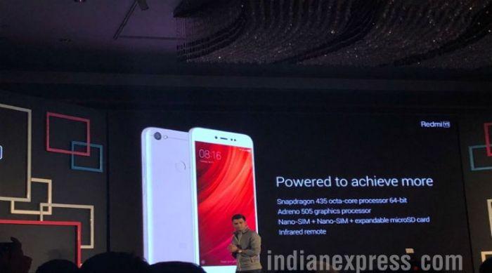 Xiaomi Redmi Y1 и Redmi Y1 Lite — селфифоны из новой линейки смартфонов – фото 1