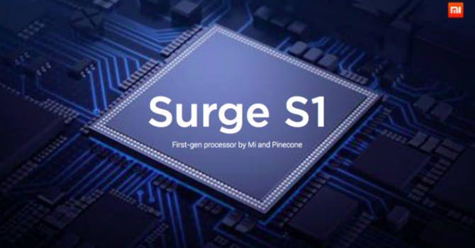 Xiaomi представила фирменный 28-нм чип Surge S1 производительнее Snapdragon 625 – фото 1