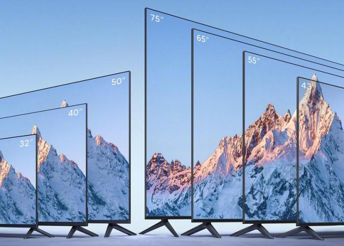 Линейка смарт-телевизоров Xiaomi Mi TV Series EA 2022: разные диагонали и премиальный дизайн – фото 1