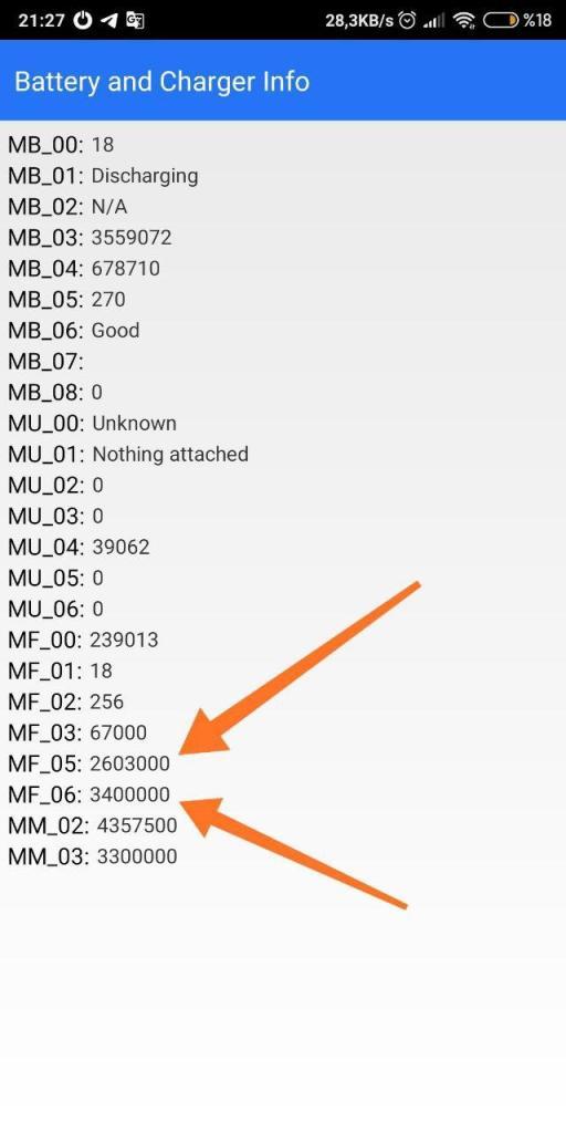 Как узнать уровень износа аккумулятора на смартфонах Xiaomi – фото 2