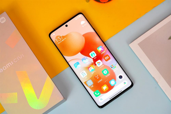 Xiaomi Civi showed in all its glory from all sides -