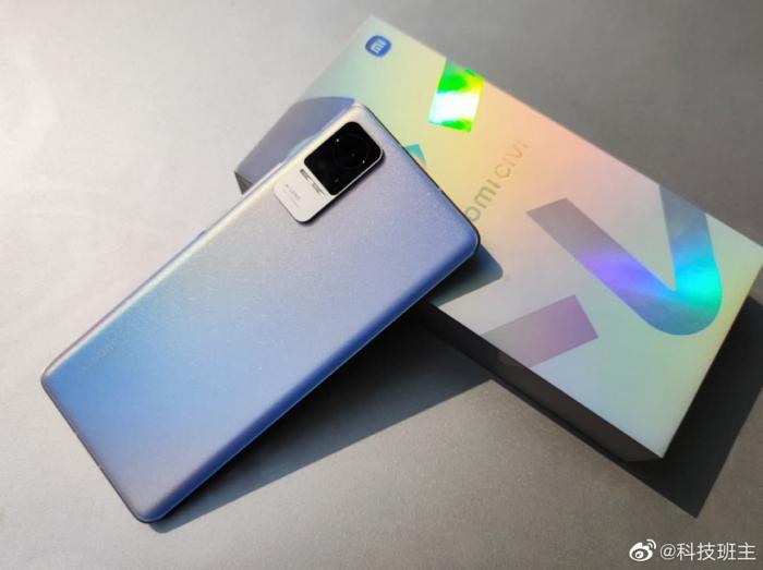 Xiaomi Civi показали во всей красе со всех сторон – фото 1