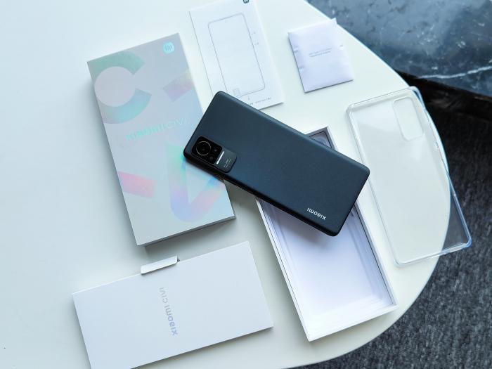 Xiaomi Civi показали во всей красе со всех сторон – фото 4