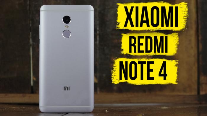 Обзор Xiaomi Redmi Note 4: бюджетная версия Redmi Pro или очередной хит народной линейки компании – фото 1