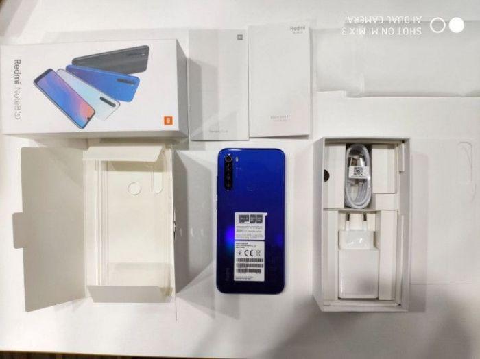 Распаковка Redmi Note 8T, подробности о характеристиках и цене – фото 2