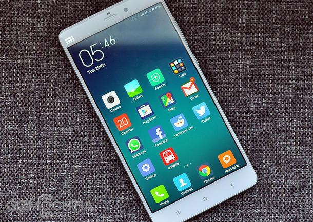 Xiaomi готовит три версии Mi Note 2 – фото 1
