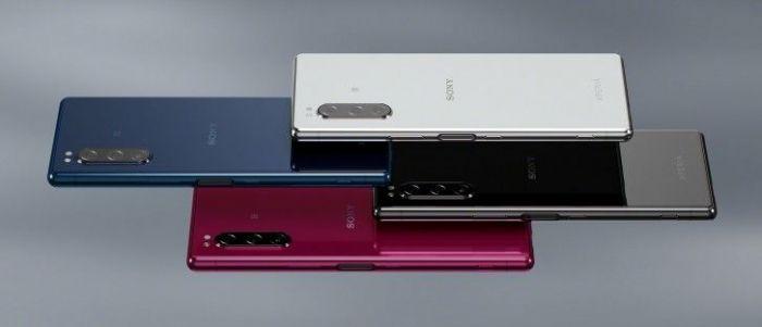 Стала известна цена и время старта продаж Sony Xperia 5