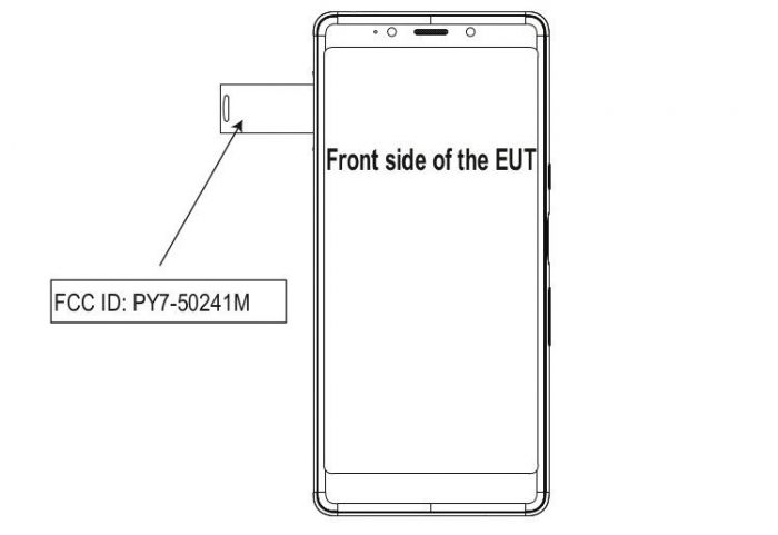 Sony Xperia L3: характеристики и эскиз смартфона – фото 1