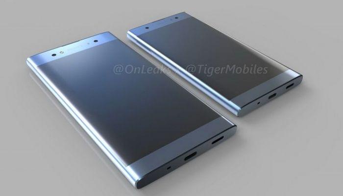 Sony Xperia L2, Xperia XA2 и Xperia XA2 Ultra: характеристики и 3D-рендеры – фото 2