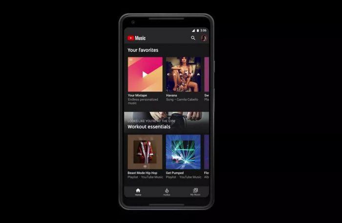 Google обновляет внешний вид YouTube Music в надежде на увеличение количества пользователей – фото 2