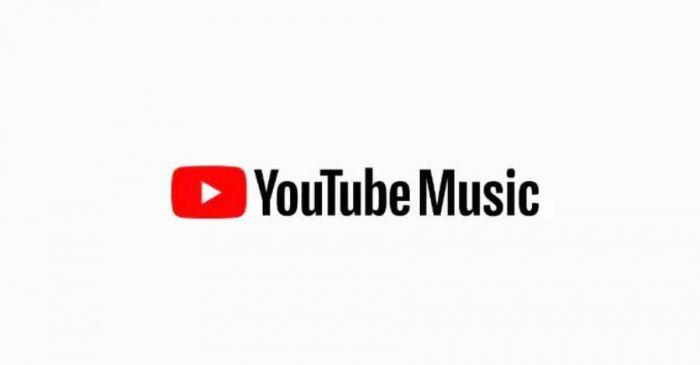 YouTube Music логотип