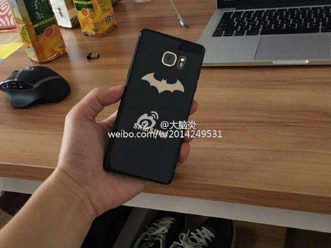 Samsung Galaxy Note 7 Batman Edition: всем обеспеченным поклонникам Бэтмена посвящается – фото 2