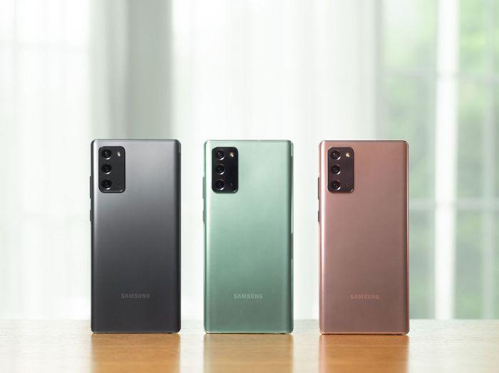 Анонс Samsung Galaxy Note 20 и Galaxy Note 20 Ultra – фото 2