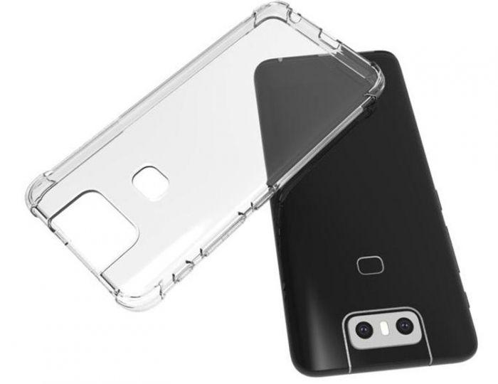 Изображения ASUS ZenFone 6: фасад в духе iPhone X и дизайнерский маневр с основной камерой – фото 3