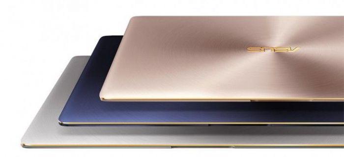 Представлен ультрабук Asus ZenBook 3 с толщиной корпуса 11,9 мм, процессорами Intel Core i5 и i7 – фото 1
