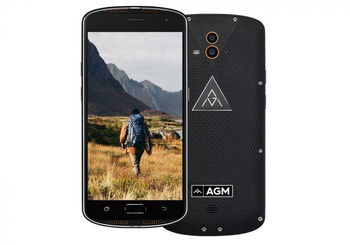 Как снимает AGM X1 - первый защищенный смартфон с двойной камерой – фото 2