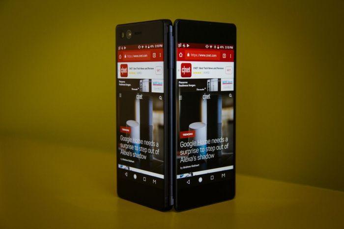 Складной смартфон ZTE Axon M представлен – фото 3