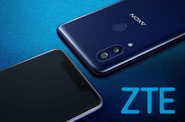 Найдены первые сведения о ZTE Axon 10 Pro – фото 1