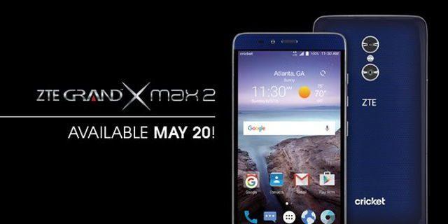 ZTE Grand X Max 2 с 6-дюймовым FHD дисплеем, двумя тыльными камерами и процессором Snapdragon 617 стоит всего $200 – фото 1