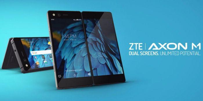 ZTE готовит новый складной смартфон – фото 2