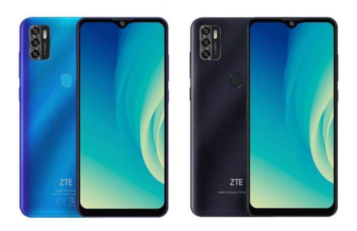ZTE Blade A7s 2020 на рендерах