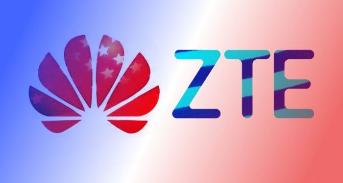 ZTE Huawei США