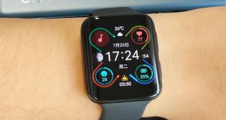 Oppo Watch 2: изображения и характеристики