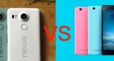 Nexus 5X против Xiaomi Mi4c: кто выйдет победителем в очном сравнении?