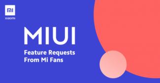 Опрос: Какие функции должны появиться в MIUI