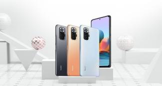 Xiaomi продает Redmi Note 10 миллионными тиражами