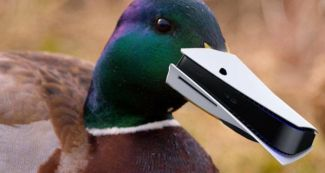 Sony PlayStation 5 разошлась на мемы