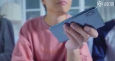 Xiaomi Mi Mix 3 показали на видео: загадка со сканером отпечатков пальцев