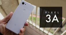 Google Pixel 3A протестирован в DxOMark