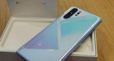 Новые фото и видео Huawei P30 Pro