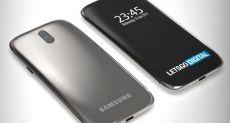 Samsung хочет изогнуть смартфон со всех сторон