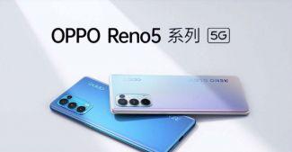 Представлены стиляги Oppo Reno5 и Reno5 Pro c 90-Гц дисплеями и Android 11