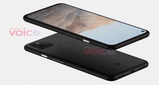 Google Pixel 5a на рендерах: и этот экстерьер уже знаком нам