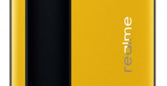 Realme GT в своем эксклюзивном исполнении показался на промо-изображении