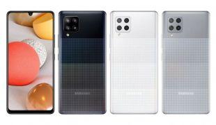Samsung поделился официальными рендерами нового Galaxy A42 5G