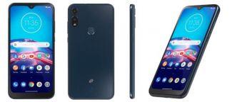 Motorola подогревает интерес к новой бюджетке Moto E7
