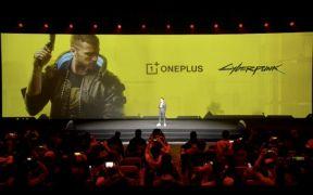 OnePlus готовит новую версию OnePlus 8T специально под выход CyberPunk 2077