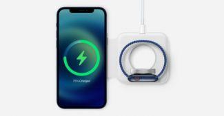 Apple промолчали о том, что iPhone 12 поддерживает обратную беспроводную зарядку