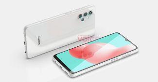 Новый неплохой бюджетник от Samsung Galaxy A32 стал еще ближе к выходу