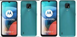 Бюджетник от Motorola, Moto E7, вот-вот представят