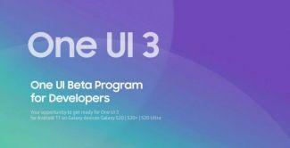Samsung начала тестирование новой версии One UI