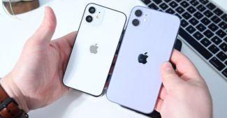 Пользователи iPhone 12 Mini заметили странный баг с дисплеем своих устройств