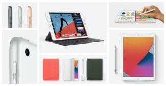Утечка показала очень неплохие характеристики 10.5-дюймового iPad 2021 года